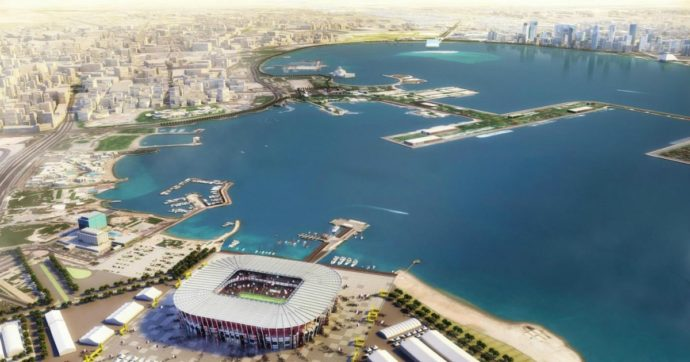 Mondiali Qatar 2022, primo risarcimento per 35 lavoratori nepalesi dopo due anni senza salario