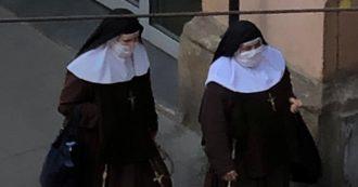 Quasi 60 suore positive in un giorno: isolati due conventi a Roma. Timori per l'ospedale Vannini gestito dalle religiose
