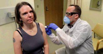 Coronavirus, Usa iniziano sperimentano un possibile vaccino: primo test su una volontaria. Dall'Ue 80 milioni di finanziamenti a Curevac