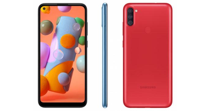 Samsung Galaxy A11, ufficiale il nuovo smartphone economico del colosso sudcoreano