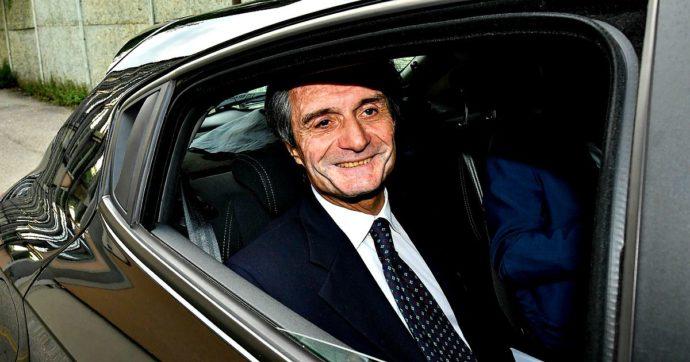 Tangenti Lombardia, chiesta l'archiviazione per il presidente della Lombardia Fontana