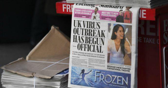 Coronavirus, la strategia sanitaria degli inglesi è pericolosissima ma non del tutto irrazionale