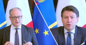 """Coronavirus, varato il decreto. Conte: """"Manovra poderosa, lo Stato c'è. Italia modello anche nella risposta economica, l'Europa ci segua"""""""