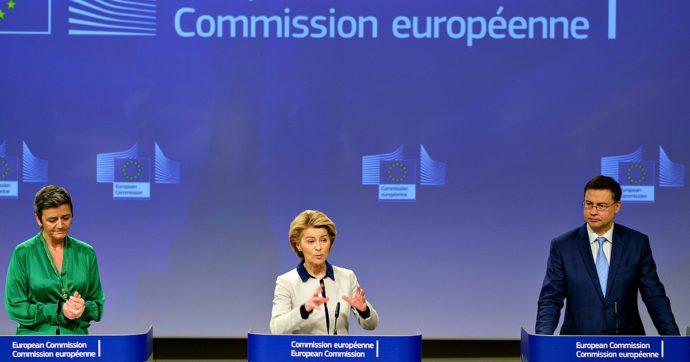 Coronavirus, la Commissione Ue vara il nuovo schema per gli aiuti di Stato: ok a quelli diretti (fino a 500mila euro) e a garanzie per prestiti