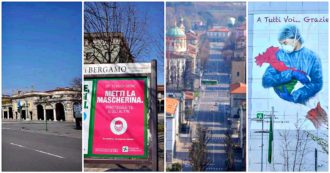 """Coronavirus, Bergamo epicentro dell'emergenza. Ospedale da campo in città. Gori: """"Posti finiti. Ho dovuto chiedere aiuto ad altre regioni"""""""