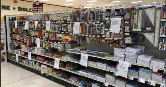 Coronavirus, nei supermercati si potrà tornare a comprare pennarelli e quaderni: l'annuncio di Sala. Ordinanza già firmata in Piemonte