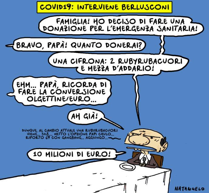 Silvio il munifico