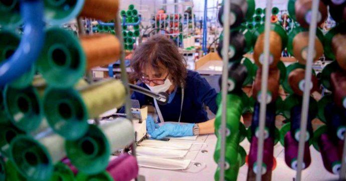 """Coronavirus, la Toscana dà l'ok a riaprire le fabbriche tessili: """"Ma solo per manutenzioni macchinari e la gestione dei magazzini"""""""