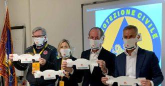 """Coronavirus, Grafica Veneta riconverte produzione: 1,5 milioni di mascherine al giorno """"gratis alla popolazione"""""""