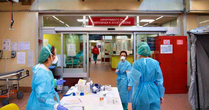 Coronavirus, su 1.600 dipendenti dell'Azienda sanitaria di Crotone ...