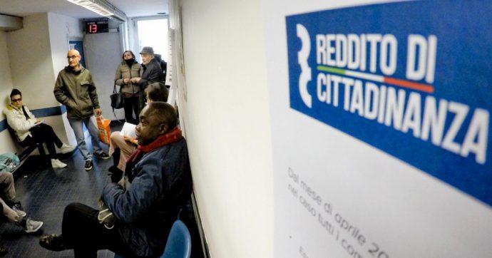 Reddito di cittadinanza, a ottobre sussidio sospeso a 900mila persone in attesa del rinnovo. In Campania stop per 200mila
