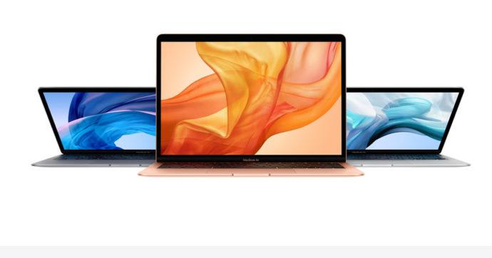 Apple rinnova MacBook Air e iPad Pro: foto, caratteristiche e prezzi