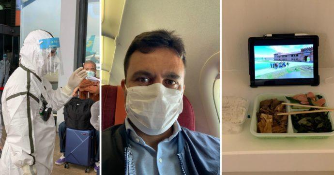 """Coronavirus, un italiano in quarantena in Cina: """"Mi provano la febbre due volte al giorno. Fanno controlli rigidissimi e stanno tornando alla normalità"""""""