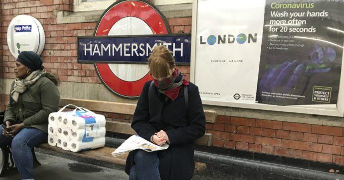 Coronavirus, qui a Londra ci aspettiamo un aumento esponenziale. E la colpa è la noncuranza di tutti