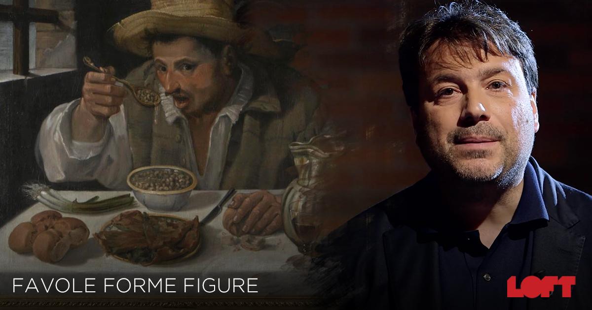 """Favole Forme Figure, Tomaso Montanari su Loft: """"Vi racconto 'Il 3 maggio 1808' di Goya e 'Il Mangiafagioli' di Carracci"""""""