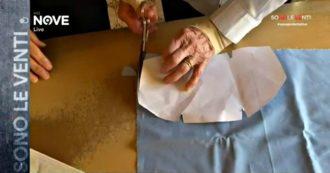 Sono le Venti (Nove), così con ago e filo si può produrre una mascherina in casa. Il tutorial