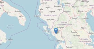 """Grecia, nella notte scossa di magnitudo 5.9 nel nord-ovest del Paese: """"Nessuna vittima"""""""