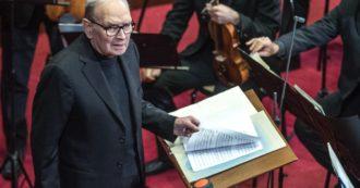 Ennio Morricone morto, addio al grande maestro premio Oscar