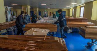 """Coronavirus, le altre vittime di Bergamo: """"Molti muoiono in casa e nelle residenze sanitarie. Sistema emergenza sotto stress"""""""
