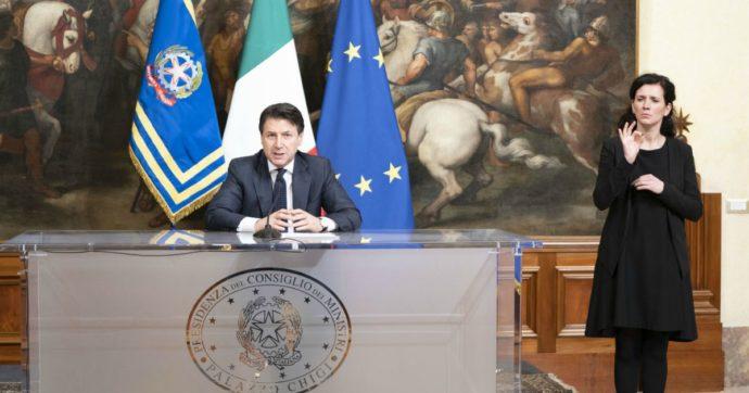 Coronavirus. Mentre in Lombardia si muore, a Roma la polemica è per il messaggio di Conte alla nazione trasmesso su Facebook