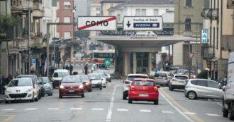 Coronavirus, a casa anche decine di migliaia di frontalieri. Circa 4mila lavorano nel sistema sanitario svizzero