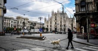 """Coronavirus, a Milano dati stabili. Polemica Sala-Gallera su """"troppa gente in giro"""". Il nodo delle carenze su assistenza domiciliare e isolamento contagiati"""