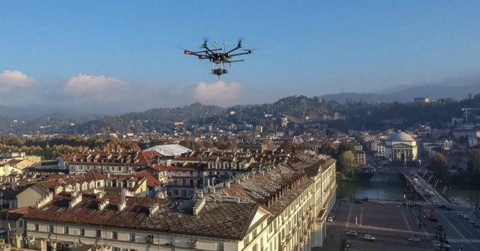 Coronavirus, via libera all'uso dei droni per monitorare gli spostamenti dei cittadini