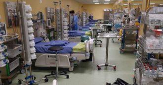 """Coronavirus, oggi i primi tre pazienti nel nuovo reparto di terapia intensiva del San Raffaele. Gallera: """"Sanità lombarda è unica grande squadra"""""""