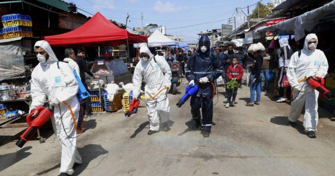 Il coronavirus nella Striscia di Gaza è una potenziale catastrofe