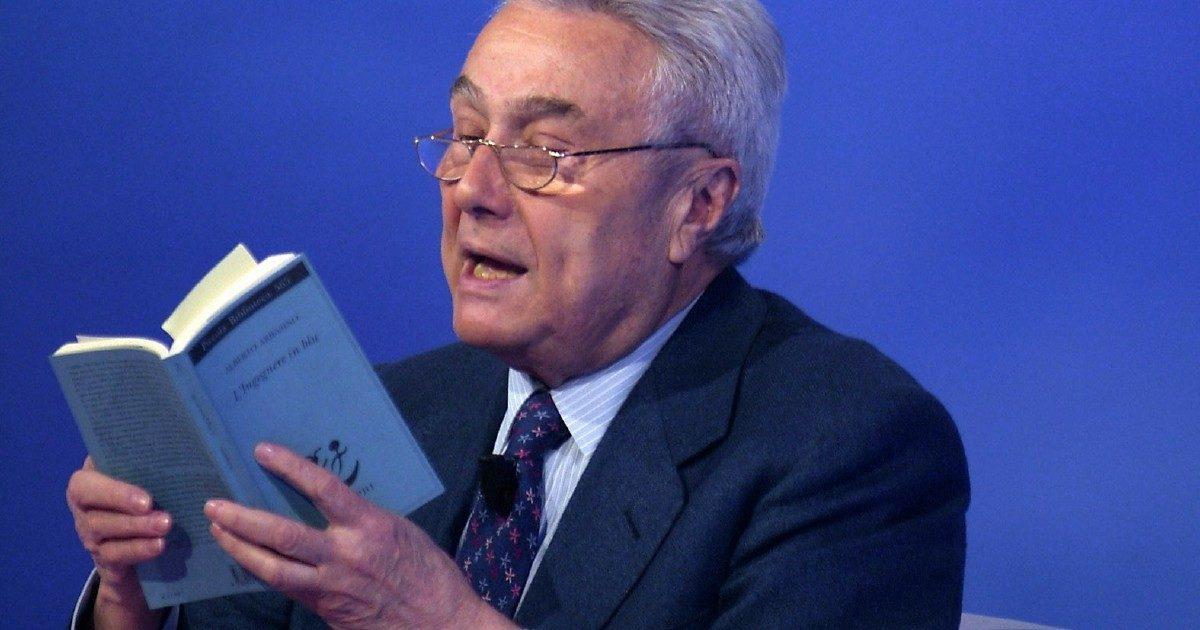 """""""Un Paese senza"""": l'Italia perde il venerato maestro"""