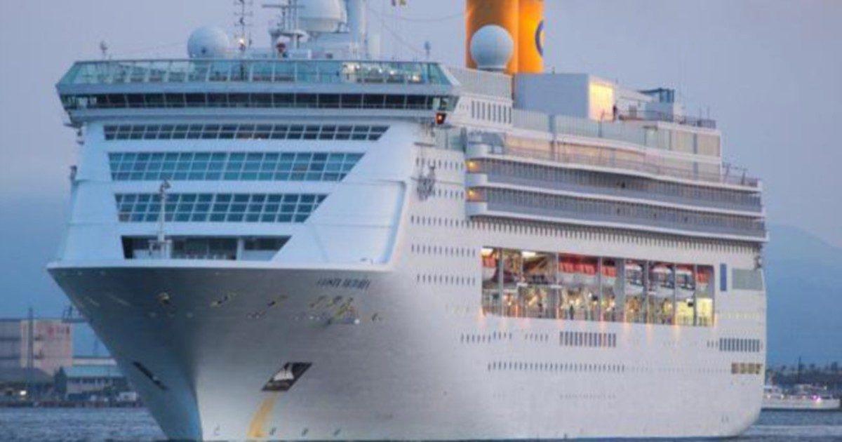Costa Victoria, la nuova nave fantasma