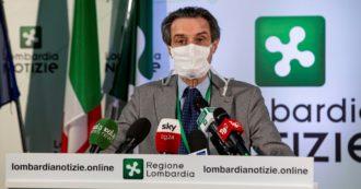 """La diretta – Borrelli negativo. Morti altri 4 medici: 37 da inizio pandemia. Fontana: """"Oggi in Lombardia 2500 casi in più, sono preoccupato"""""""