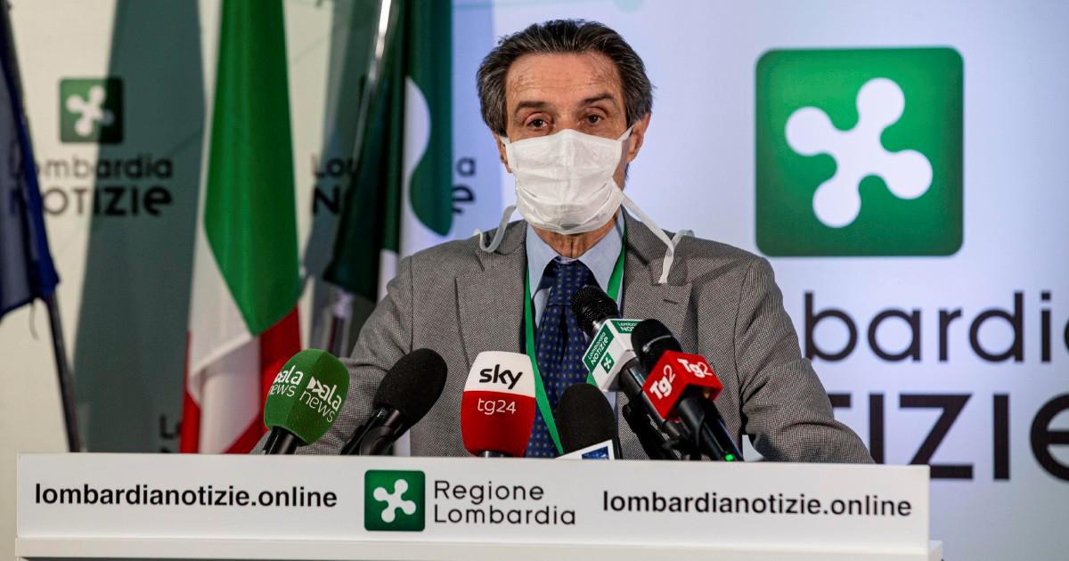 Virus, diretta – Borrelli negativo. Morti altri 4 medici: 37 da inizio pandemia. Fontana: 'Oggi in Lombardia 2500 casi in più, sono preoccupato'