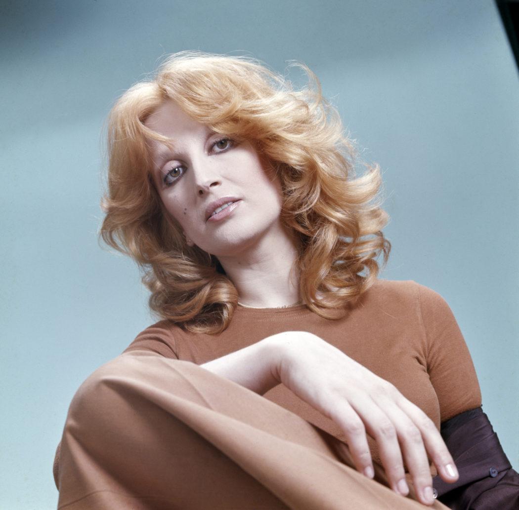 ©girella/lapresse archivio storico spettacolo musica anni '70 Mina nella foto: la cantante Mina Mazzini
