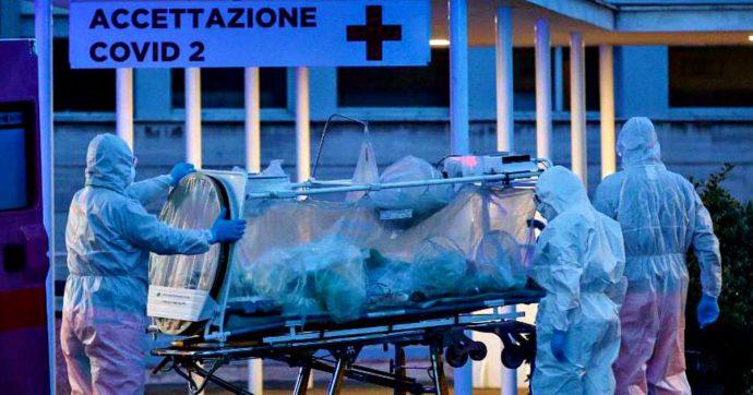 Coronavirus, ambulanze in attesa a Roma e caos nelle case di riposo nel Lazio. Morto un 33enne allo Spallanzani