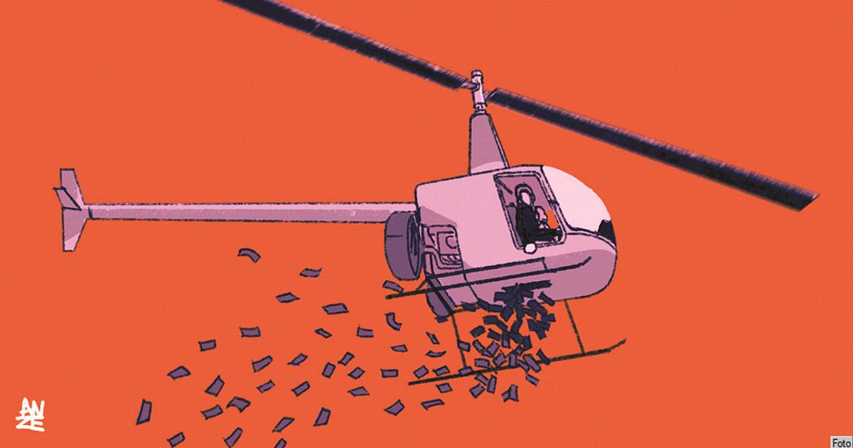 """Addio tabù: le Banche centrali """"pagano"""" i deficit"""