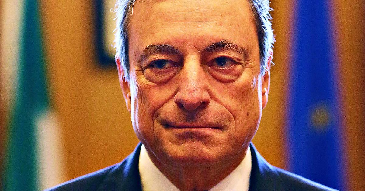 Città della Pieve, incendio nella casa di Mario Draghi: nessun ...