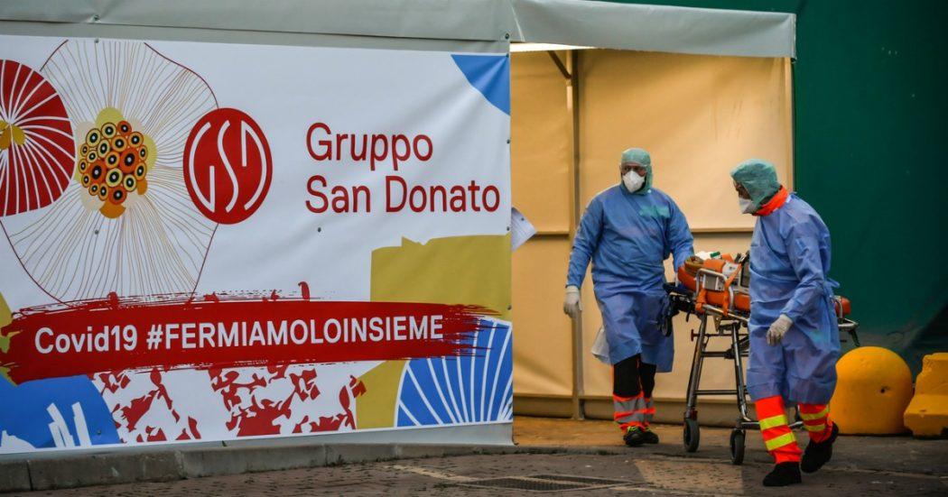 """Coronavirus, Zangrillo: """"Clinicamente non esiste più. Vale un solo numero: l'evidenza"""""""