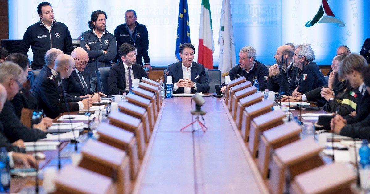 """""""L'Italia è pronta"""", ma nessuno parlò degli ospedali"""