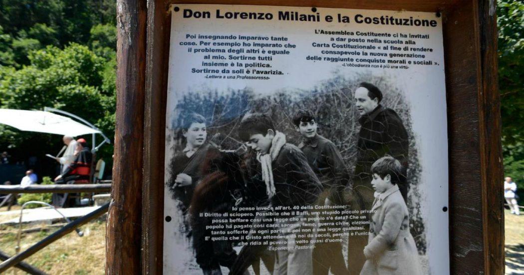 """Coronavirus, addio a don Palombo, prete degli ultimi che lasciò la tonaca per amore. Don Milani gli scrisse: """"Non ci resta che essere insopportabili come i profeti"""""""