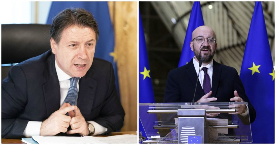 """Coronavirus, l'Europa si spacca sugli aiuti per superare lo choc. Conte al consiglio Ue: """"Strumenti del passato ve li potete anche tenere"""""""
