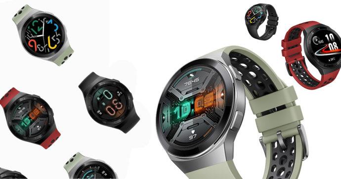 Huawei Watch GT 2e ufficiale: foto, caratteristiche e prezzi del nuovo smartwatch