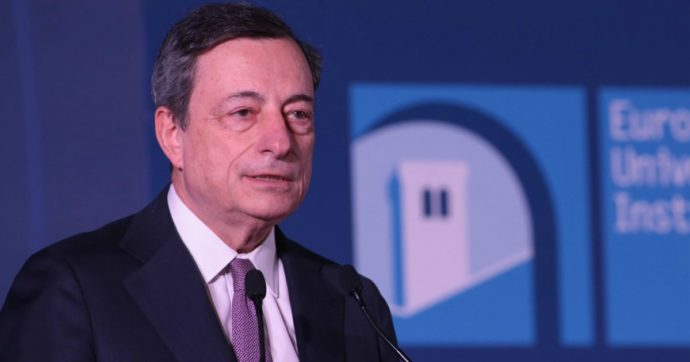Coronavirus e banche, ha ragione Mario Draghi: meglio evitare il loro contributo