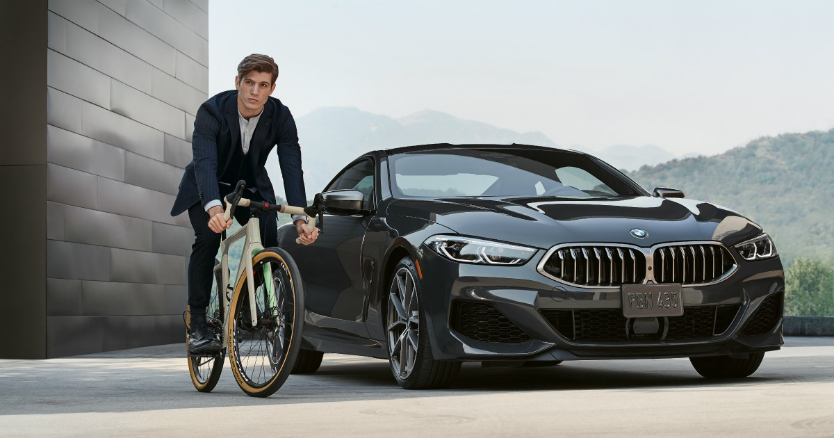 Bmw, non solo auto. Ecco la nuova bicicletta dal cuore italiano 3T FOR BMW