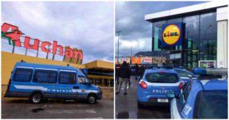 """Coronavirus, a Palermo tentato assalto al supermarket: """"Non abbiamo soldi"""". Forze dell'ordine presidiano i centri commerciali"""