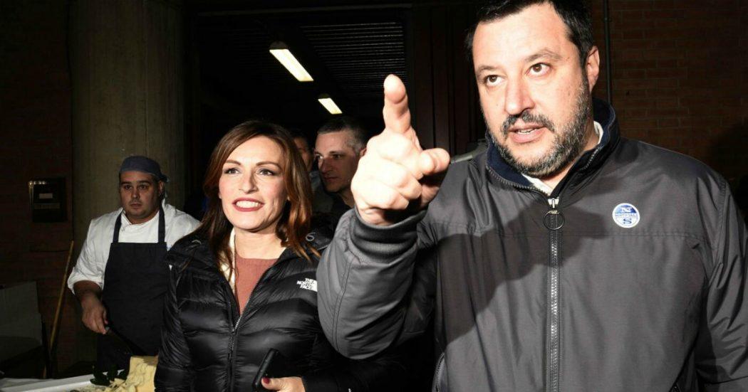 """Lega, Lucia Borgonzoni resta in Senato e rinuncia al seggio in Emilia-Romagna. In campagna elettorale disse: """"In Regione anche se perdo"""""""