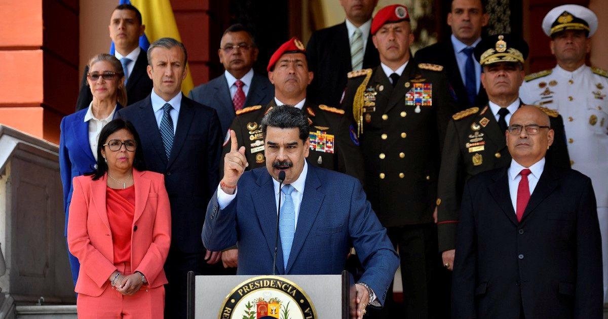 """Narcos, nuova puntata. Stavolta il """"boss cattivo"""" è il presidente Maduro"""