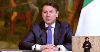Coronavirus, la conferenza stampa del premier Giuseppe Conte. Rivedi il video integrale