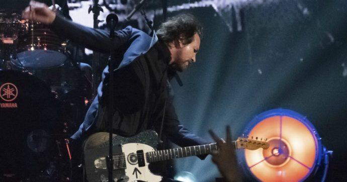 Gigaton, la formula semplice dei Pearl Jam che mostra un coraggio non comune