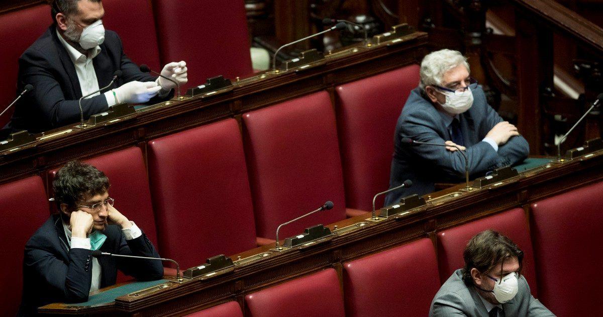 Parlamento a distanza: non c'è accordo